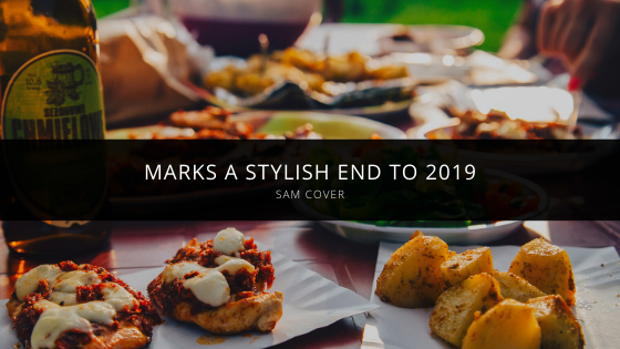 Sam Cover Marks a Stylish End to 2019