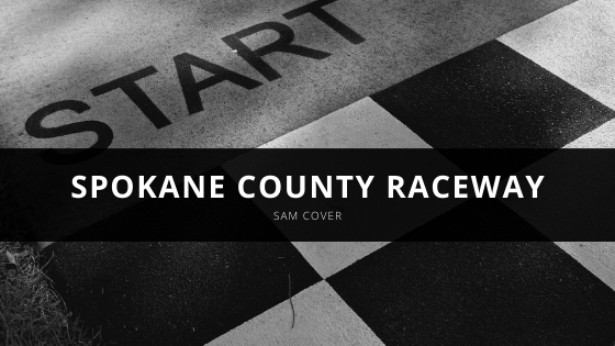 Sam Cover heads to Spokane County Raceway