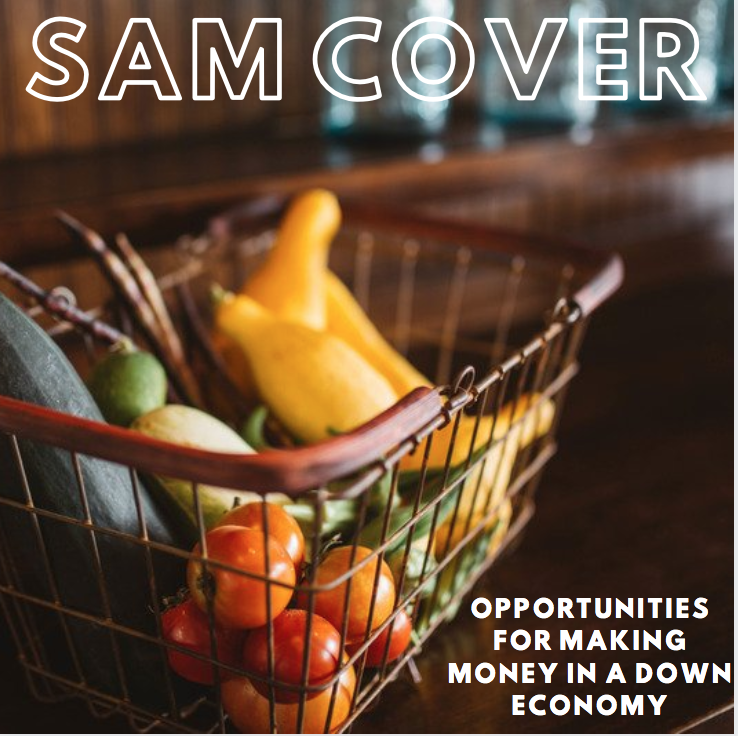 Sam Cover Spokane Valley Offers Job and Investment Opportunities for Making Money in a Down Economy